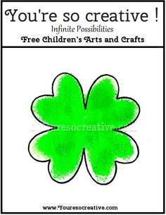 Your little artist will have fun making this craft. For more FREE kids craft projects please visit www.youresocreative.com #Freekidscrafts