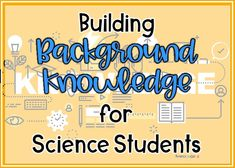 Five strategies to use with your ELL SPED students to build upon their background knowledge to give them a deeper understanding of the science curriculum. Curriculum Mapping, Science Curriculum, Science Student, Physical Science, Science Classroom, Science Resources, Science Ideas, Middle School Classroom, Middle School Science