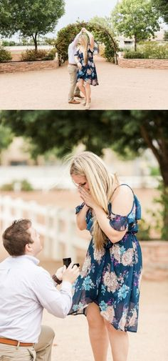 This girl planned her own proposal without even knowing it! Engagement Photo Poses, Engagement Photo Inspiration, Engagement Pictures, Engagement Photography, Engagement Ideas, Cute Proposal Ideas, Proposal Photos, Perfect Proposal, Reds Bbq