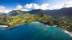 Ke'e Beach, Kauai, Hawaii Travel Channel