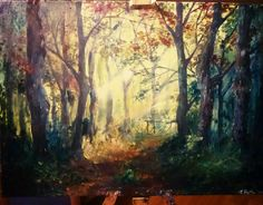 """Check out new work on my @Behance portfolio: """"Forest"""" http://be.net/gallery/45959909/Forest"""