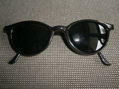 GAFAS DE SOL negras STYLE Cateye Hippie Goa Retro óculos de sol 50 50s lentes 2