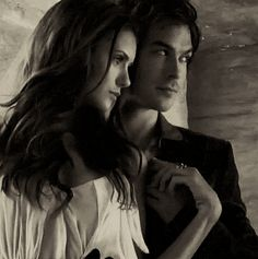 Elena Gilbert Damon Salvatore as jack and Laurelyn in beauty from pain