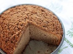 Recipes - Desserts - Applesauce Crumb Cake - Gluten Free and Diabe - Kraft First Taste Canada