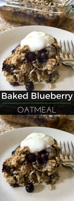 Bake this blueberry