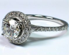 #Diamond Ring    Buy Now ! repin .. like .. share :)    $785.00   http://amzn.to/VHgyM0