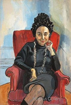 alice neel - Look at the expression here - perfect!