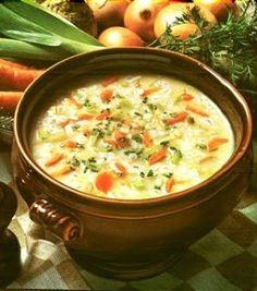 Regimes e chás para emagrecer: Dieta da sopa