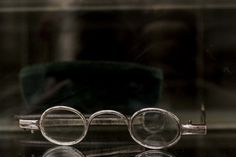 Uma breve história dos óculos