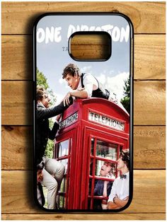 1d Take Me Home One Direction Samsung Galaxy S6 Edge Case
