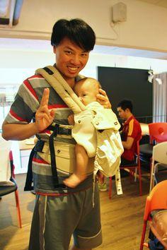 2014.8.24揹巾教室-台北假日場