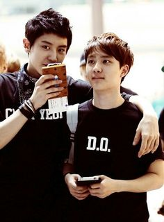 EXO - Chanyeol & D.O.