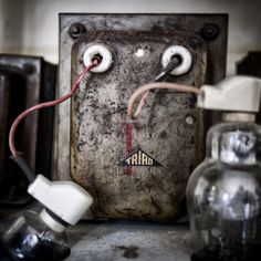 It's alive!  Fidel's radio by urchino, via Flickr