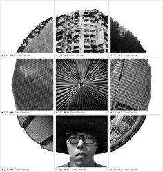Surreal Black And White Instagram Collages | iGNANT.de