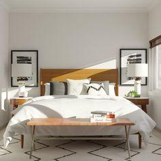 Best 47 Best Mid Century Modern Bedroom Images In 2019 Mid 400 x 300