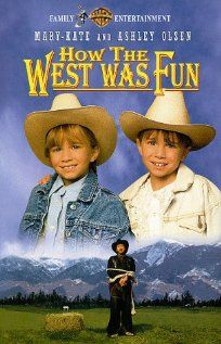 MaryKate and Ashley -- How the West Was Fun