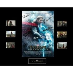 Thor The Dark World Film Cell Presentation by Everythingbutthatcom, £9.99