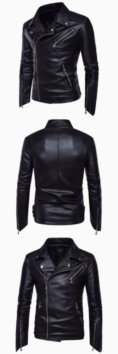7cc30f2d1d9 Mens leather jackets. Leather jackets can be a very important part of each  and every