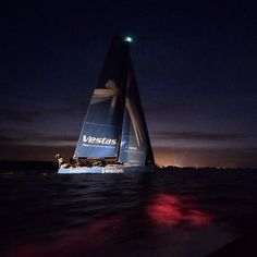 finished in place in completing a memorable comeback. Photo by Ricardo Pinto / Volvo Ocean Race Volvo Ocean Race, The World Race, Comebacks, Sailing, How To Memorize Things, Places, Instagram Posts, Ships, Candle