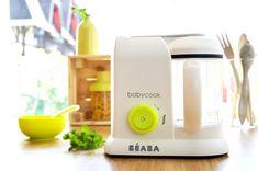 Béaba Babycook - Robot de cocina 4 en 1: Amazon.es: Deportes y aire libre Baby Food Recipes, Healthy Recipes, Healthy Food, Baby Cooking, Micro Onde, Told You So, Appliance, Kitchen, Food Processor