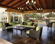 Mediterranean How To Build Covered Porch Design, Pictures, Remodel, Decor and Ideas