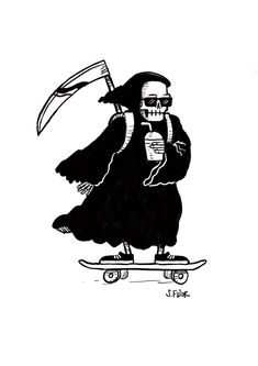 Tattoo Sketches, Tattoo Drawings, Art Sketches, Art Drawings, Los Muertos Tattoo, Skate Tattoo, Kunst Tattoos, Skate Art, Vans Skate
