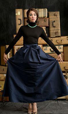 Cute Dresses Online, Dresses for Women Vintage Outfits, Classy Outfits, Vintage Dresses, Modest Fashion, Skirt Fashion, Holiday Skirts, Rock, Cute Dresses, Choir Dresses