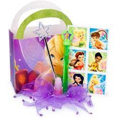 Tinkerbell Favor Set - birthdayinabox.com