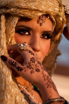 Arabian beauty..