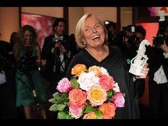 Bayerischer Fernsehpreis 2013 - Statements von Ruth Maria Kubitschek, Alicia von Rittberg u.a.