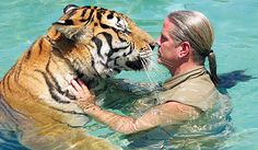 T.I.G.E.R.S. Preservation. A place where I can cross holding a tiger off my goal list.