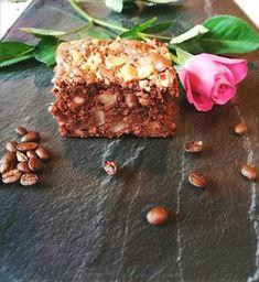Mennyei körtés-csokis-pekán diós brownie Sweet, God