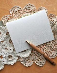 DIY Sketchbook Wedding Favors