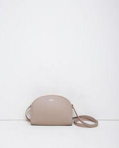 A.P.C. Half-Moon Bag