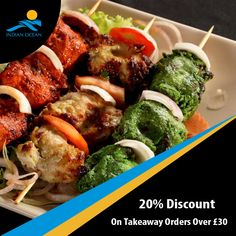 Indian Ocean offers delicious Indian Food in Rush Green, Romford Browse takeaway menu and place your order with ChefOnline. Food Items, Chicken Wings, Indian Food Recipes, A Table, Opportunity, Menu, Delivery, Favorite Recipes