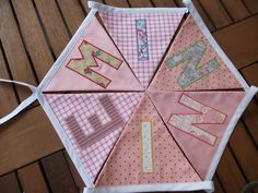 We love bunting making at www.sewpotty.co.uk