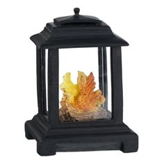 Check out one of our new products! A miniature outdoor fireplace... perfect for keeping your outdoor minis nice and toasty!