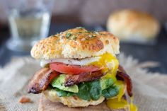 The Ultimate Breakfast Sandwich | 23 Breakfasts That Might Actually Save Your Life