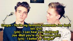 What it would be like to live with Jaspar