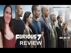 Furious 7 - Movie Review by LaurenLovesMovies