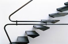 Elliptical Stair and Handrail