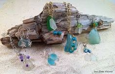 Image result for sea glass jewelry