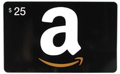 With Love for Books: $25 Amazon Gift Card Giveaway