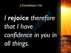 2 corinthians 7 16 i can have complete confidence powerpoint church sermon Slide05 http://www.slideteam.net/