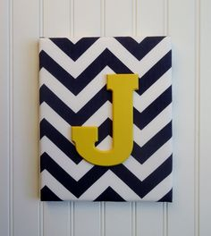 Nursery Decor Upholstered Letters Nursery Letters by fabbdesigns, $20.99