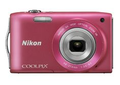 Nikon COOLPIX S3300 16 MP Digital Camera with 6x Zoom NIKKOR Glass Lens and 2.7-inch LCD (Pink) Review