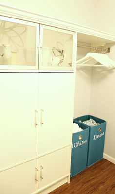 IHeart Organizing: Laundry Room Update... can i have this room!? dream laundry room
