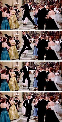 Indiscreet. It's worth watching for this scene especially:)
