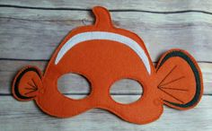 Finding NEMO mask set Pretend Play Mask Party Favor Dress Up