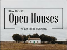 Holding open houses is a long standing practice for real estate agents and brokers. Let me show you our proven open house strategies. Open House Signs, Real Estate Career, Real Estate Marketing, Infographic, Social Media, Estate Agents, Houses, Blog, Homes